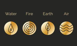 Potenziamenti dei 4 Elementi