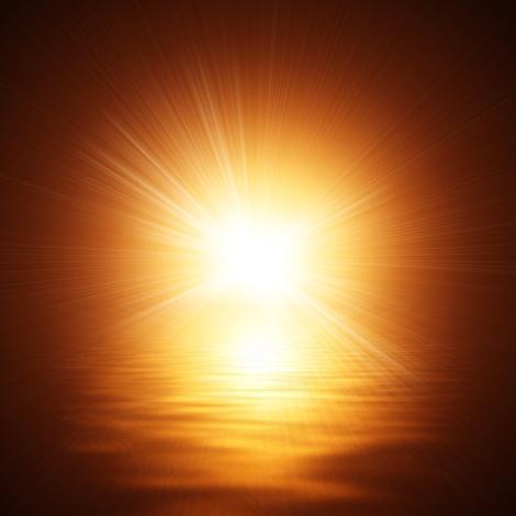 Energia del Sole Connessione col Padre